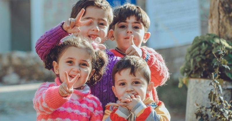 Secret To Happy Kids
